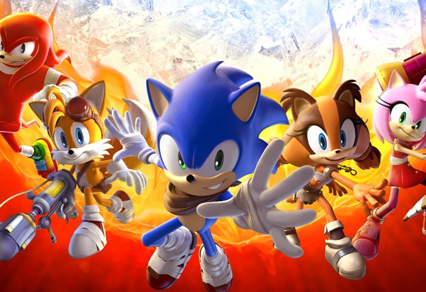 Sonic Boom: Fire & Ice Review