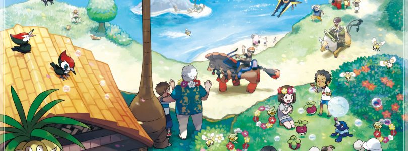 Preview: Exploring A Tropical Paradise In Pokémon Sun And Moon