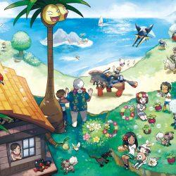 Pokémon Sun and Moon Review