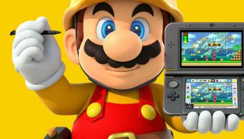 Super Mario Maker For Nintendo 3DS Version 1.02 Now Available