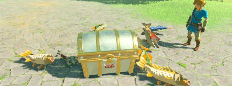 What amiibo Unlock In The Legend Of Zelda: Breath Of The Wild