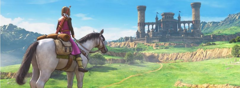 Take To The Skies In Dragon Quest XI With Dragon Riding
