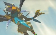 New Zelda: Breath Of The Wild Trailer Explores Life In The Ruins