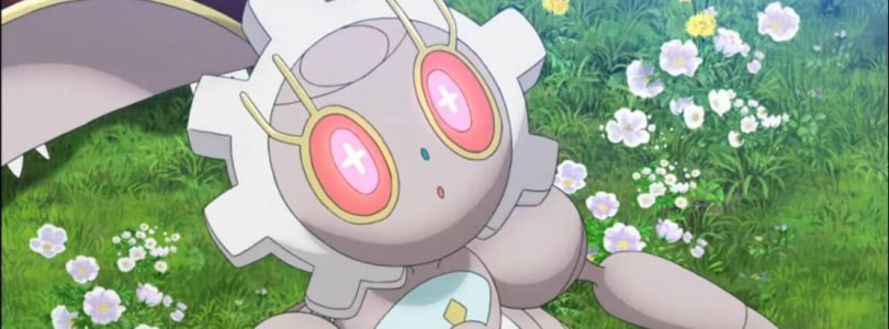 Magearna QR Code For Pokémon Sun And Moon Released In North America