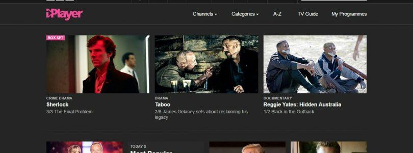 BBC iPlayer Service Discontinued On Wii U