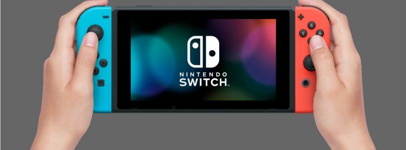 Nintendo Switch User Interface Leaks After Retailer Breaks Street Date