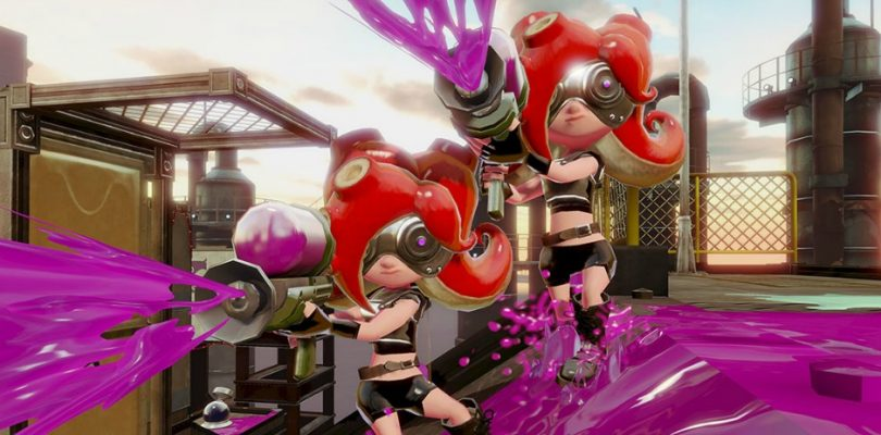 Rumour: Octolings Playable In Splatoon On Nintendo Switch