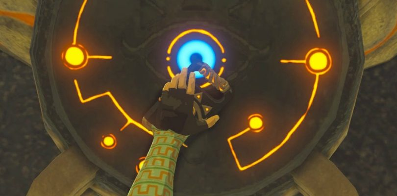 10 Details You Missed In The Legend Of Zelda: Breath Of The Wild Trailer