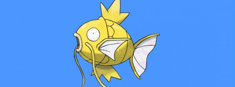 Shiny Magikarp Discovered In Pokémon GO