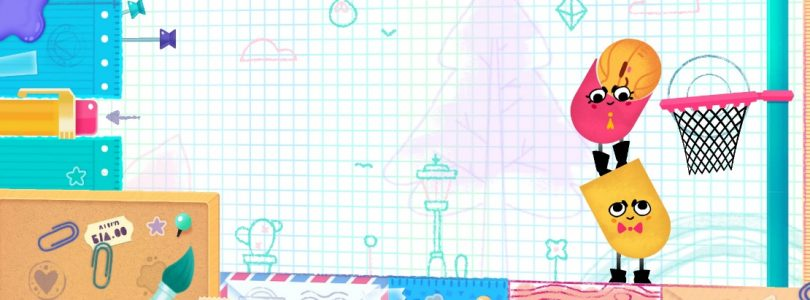 Snipperclips Cuts Paper Characters Into New Shapes On Nintendo Switch