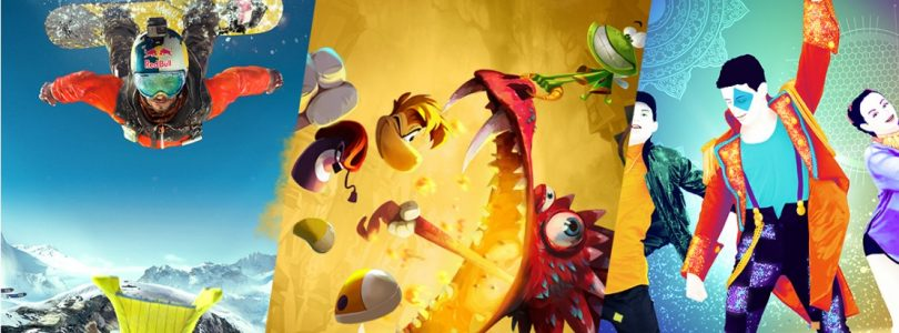 Just Dance 2017, Rayman Legends: Definitive Edition And Steep Coming To Nintendo Switch