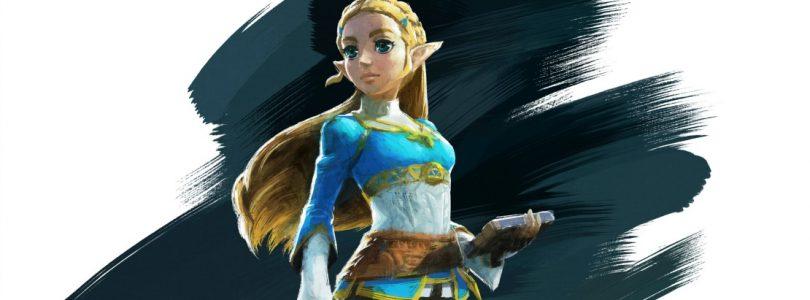 Zelda And Bokoblin amiibo Revealed For The Legend Of Zelda: Breath Of The Wild
