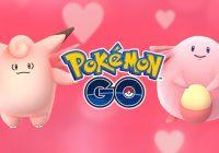 Pokémon GO Celebrates Valentine's Day With Increased Pink Pokémon Encounters