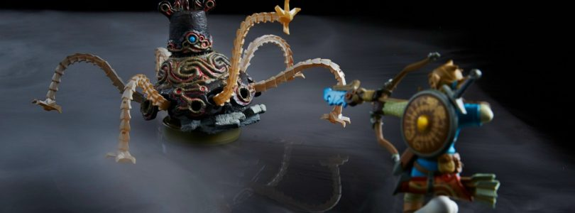 Here's What The Legend Of Zelda: Breath Of The Wild amiibo Unlock In-Game