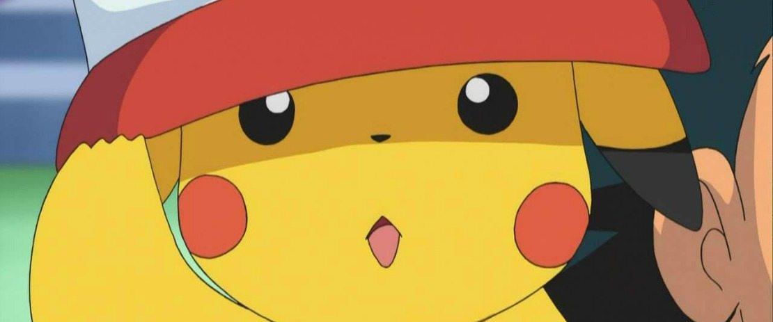 Ash Hat Pikachu Image
