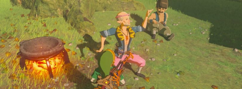 How To Buy Your Own House In The Legend Of Zelda: Breath Of The Wild