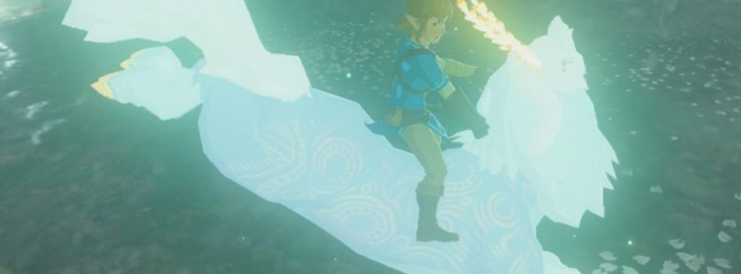 How To Find The Lord Of The Mountain In The Legend Of Zelda: Breath Of The Wild