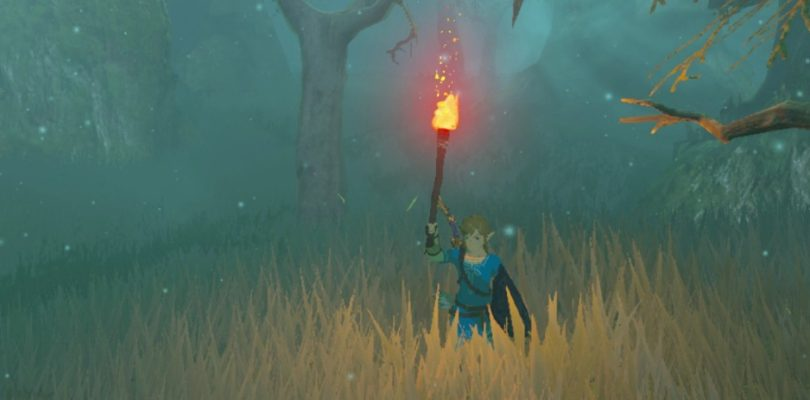 How To Get Through The Lost Woods In The Legend Of Zelda: Breath Of The Wild