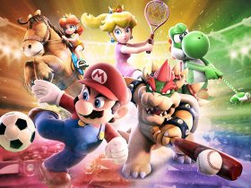 Mario Sports Superstars Review Banner