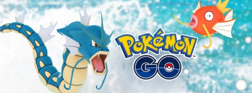 Pokémon GO Water Festival Makes A Splash Worldwide