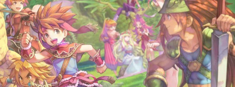 Seiken Densetsu Collection Announced As A Nintendo Switch Exclusive