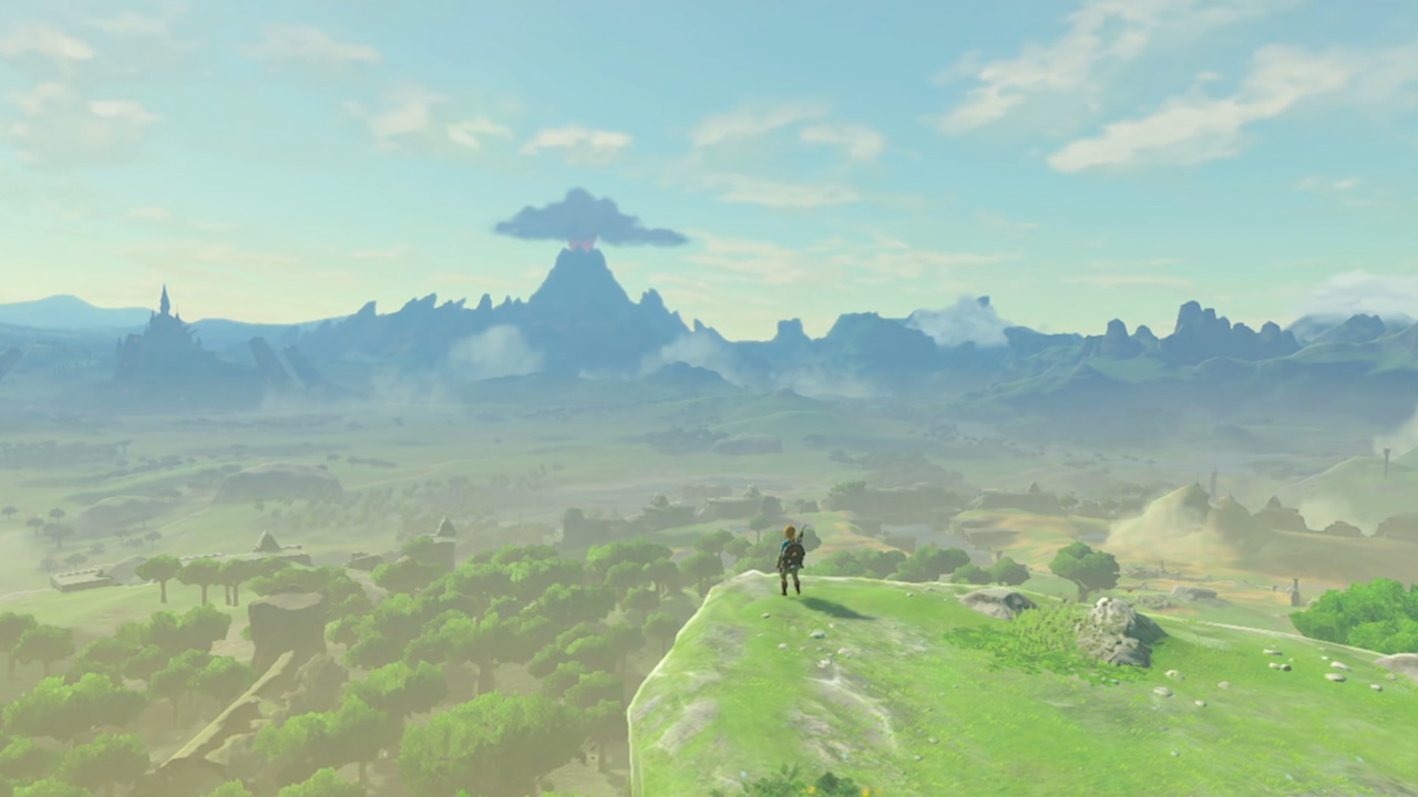 The Legend Of Zelda: Breath Of The Wild Review Header