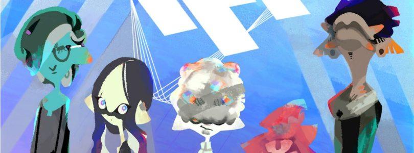 Wet Floor Rock Out For Splatoon 2 Soundtrack