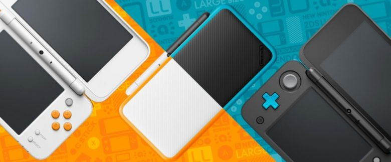 New Nintendo 2DS XL Product Image