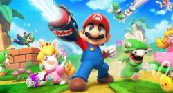 Mario + Rabbids Kingdom Battle Artwork
