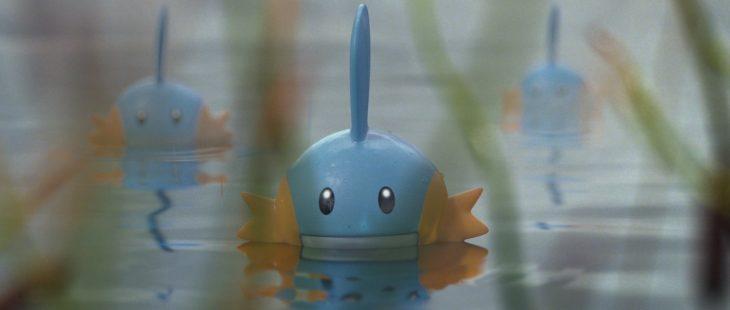 Pokemon GO Mudkip Header