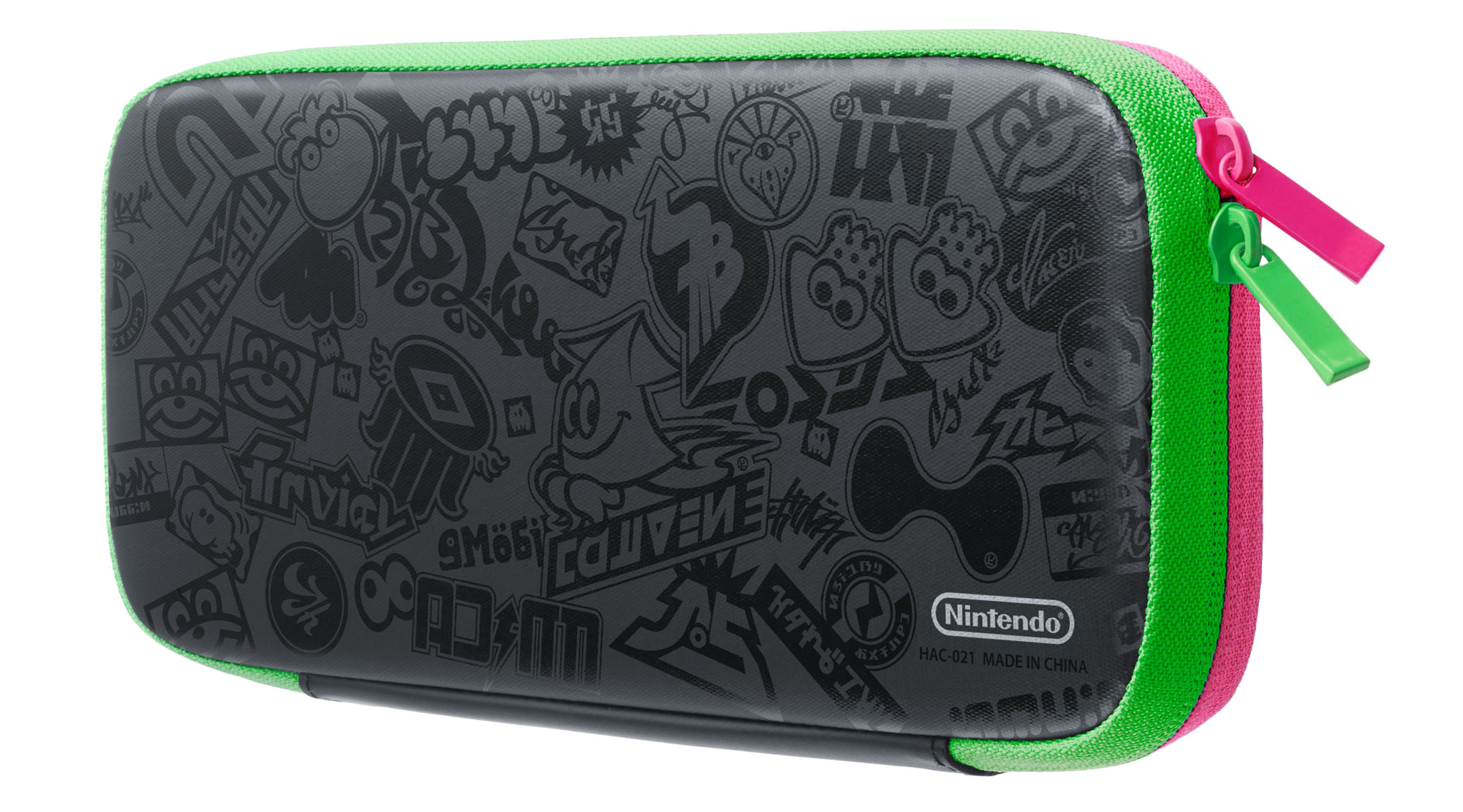 Splatoon 2 nintendo switch bundle and accessories splatter for Housse zelda nintendo switch