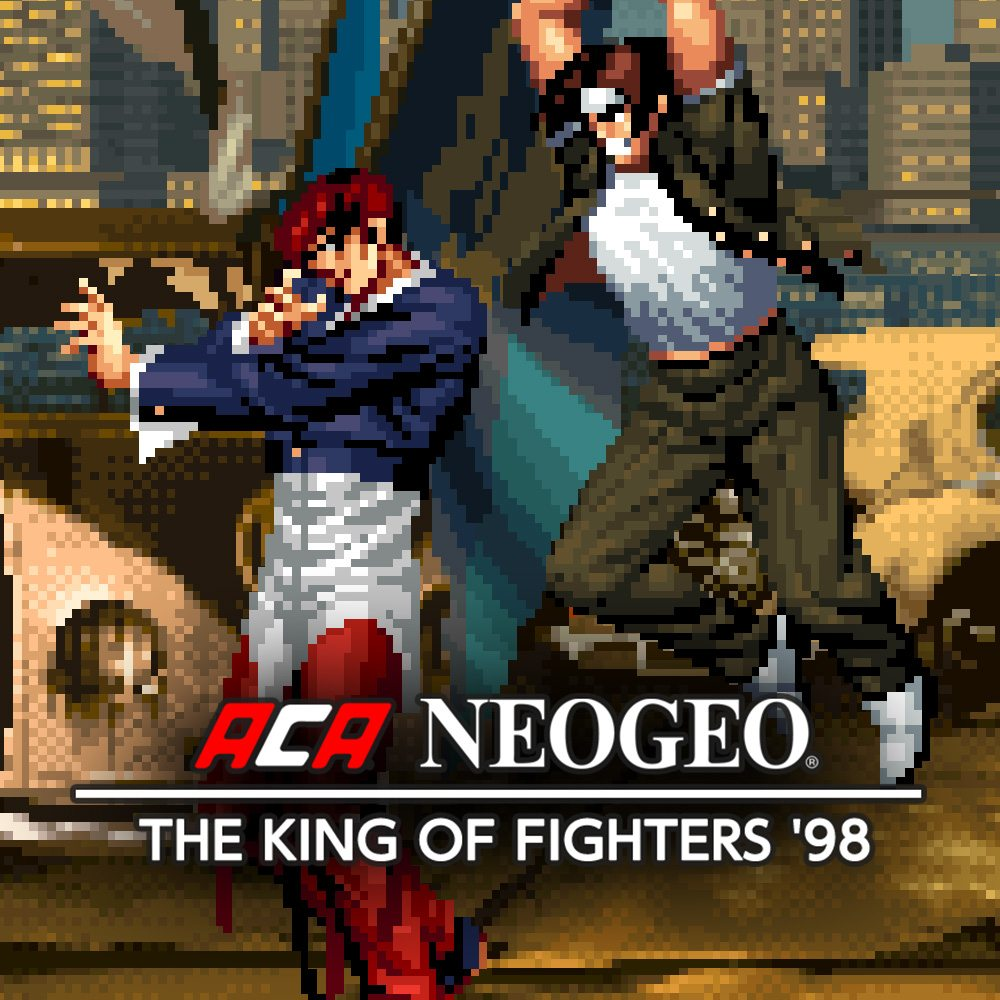 the-king-of-fighters-98-logo