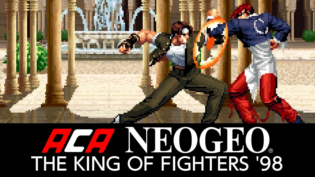 The King Of Fighters '98 Review Header