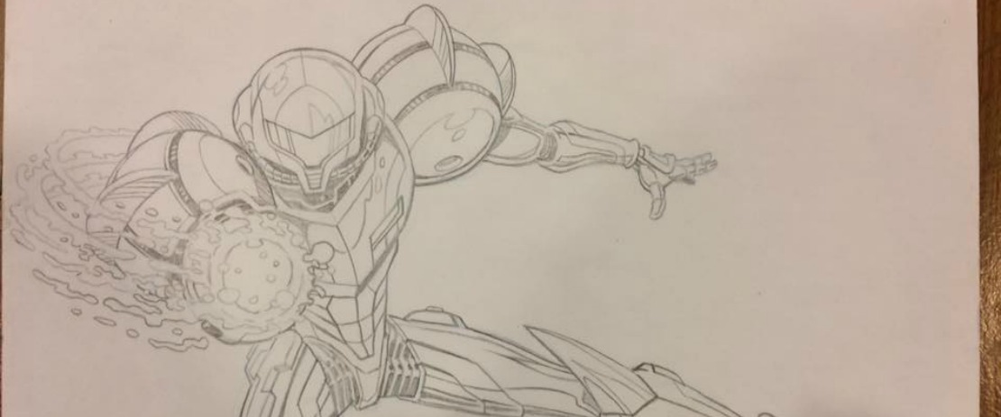 metroid-archie-comics-concept-art