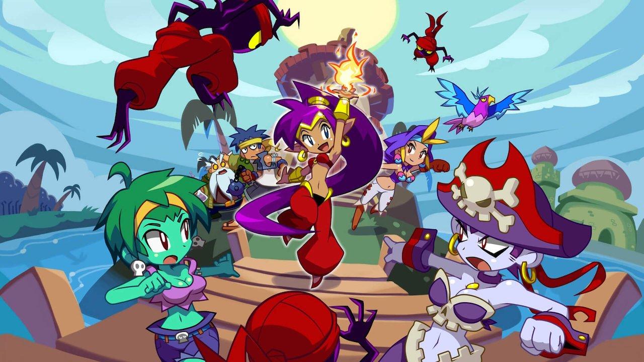 Shantae: Half-Genie Hero Review Header