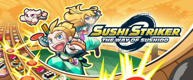 Sushi Striker: The Way Of The Sushido Art