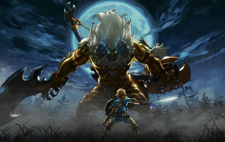 Nintendo Details Legend Of Zelda: Breath Of The Wild DLC At E3