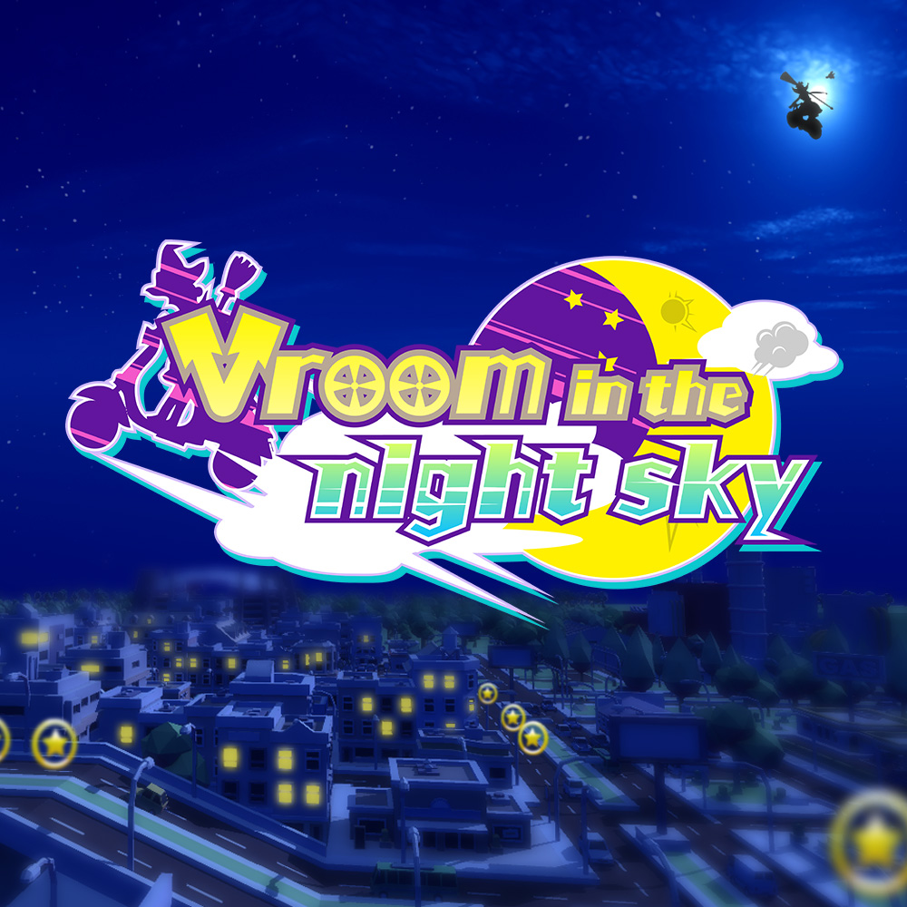 vroom-in-the-night-sky-logo