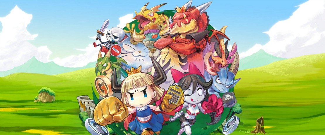 Penny-Punching Princess Image