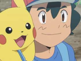 Ash Pikachu Pokemon Sun And Moon Screenshot