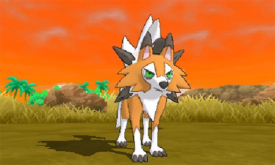 First New Form Announced For Pokemon Ultra Sun And Ultra Moon