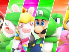 Mario + Rabbids Kingdom Battle Review Header