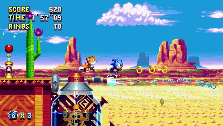 Sonic Mania Review - This Is What We Wanted