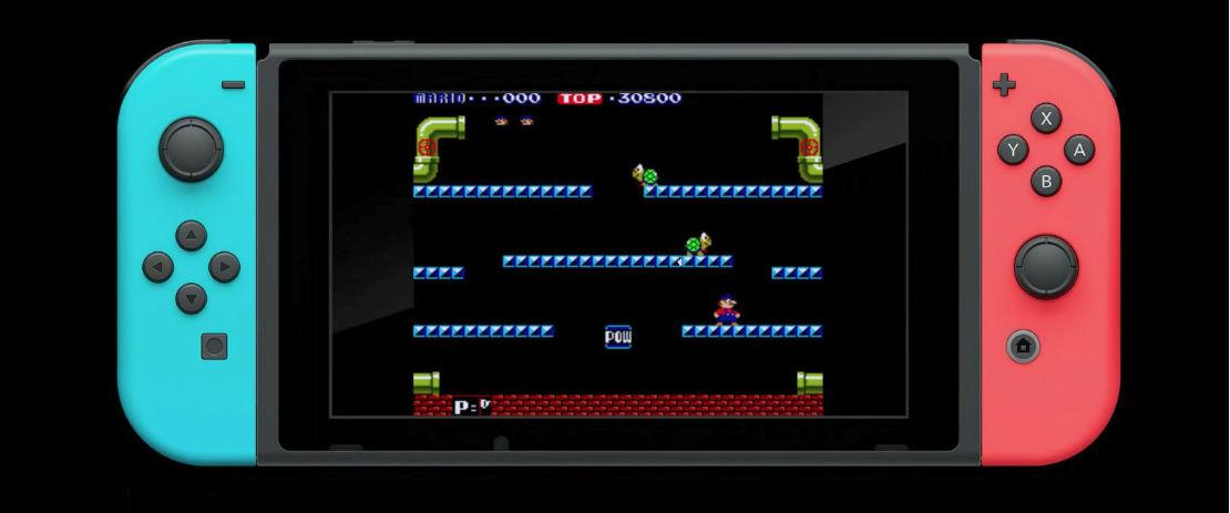 arcade-archives-mario-bros-header