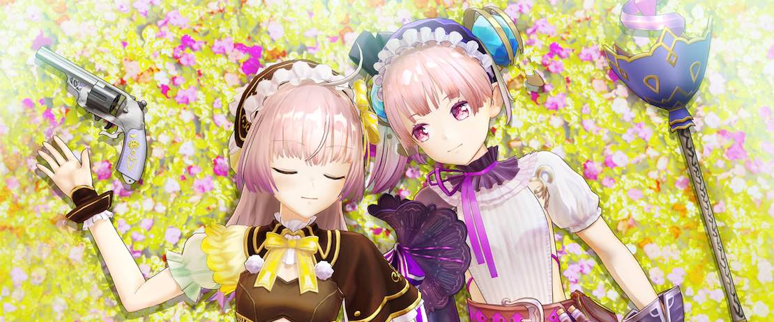 Atelier Lydie And Suelle: The Alchemists And The Mysterious Paintings Artwork