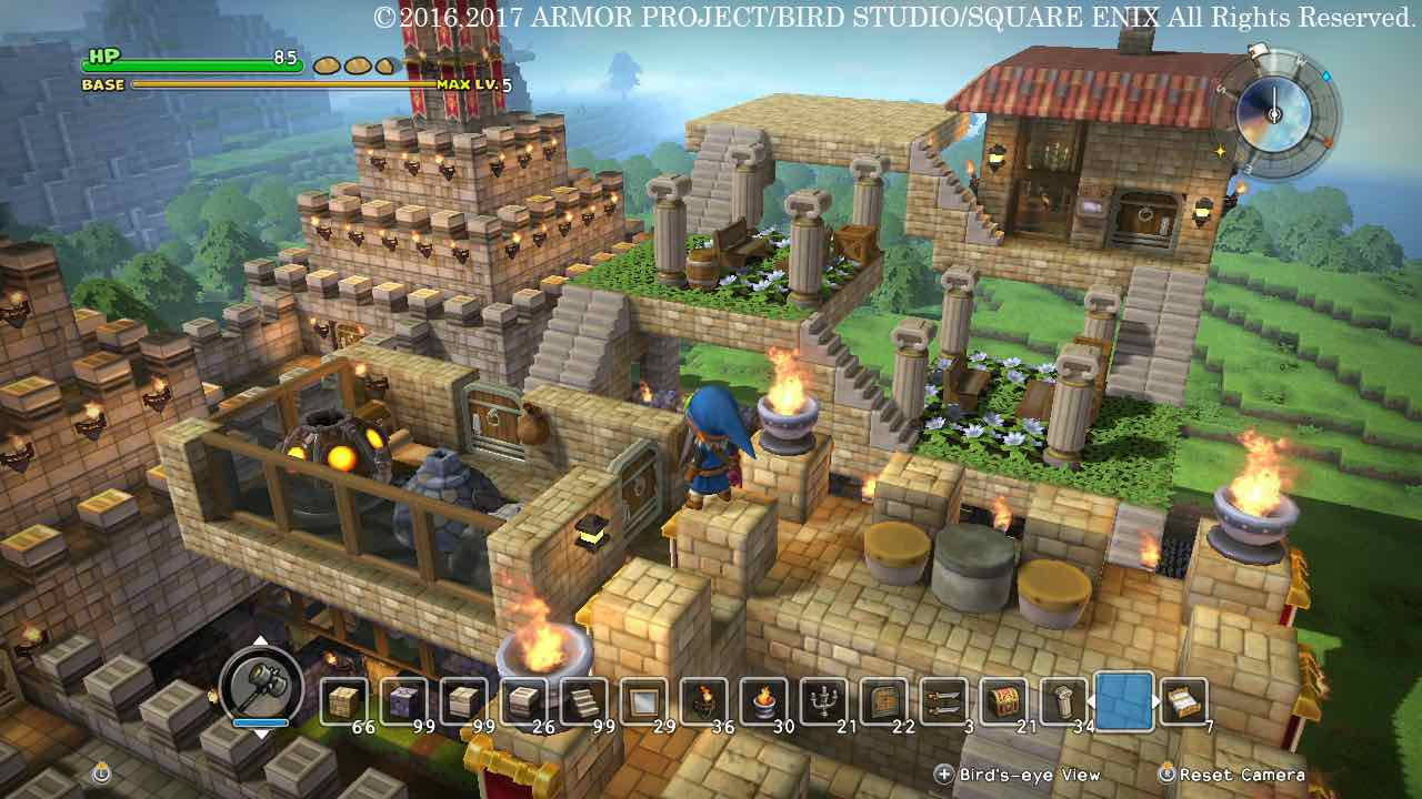 dragon quest builders nintendo switch screenshot 1