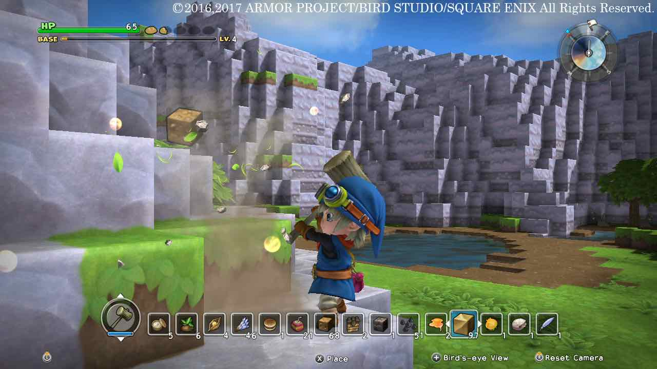 Dragon Quest Builders Switch Release
