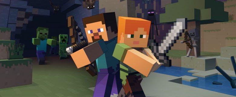 Minecraft: Nintendo Switch Edition Review Header
