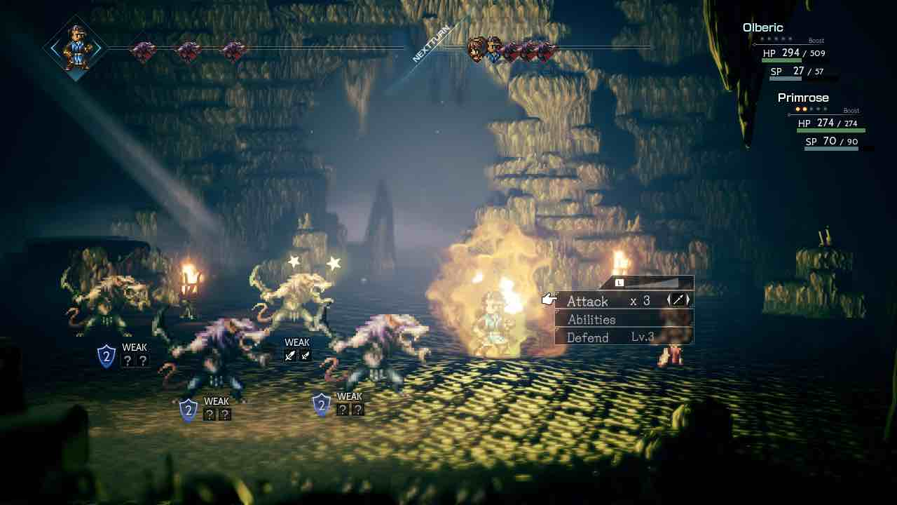 Free Project Octopath Traveler Demo Now Available