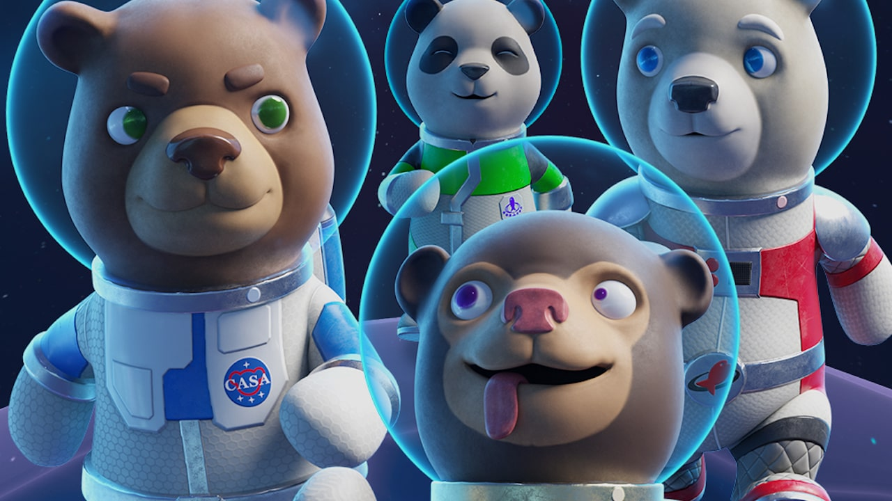 Astro Bears Party Review Header